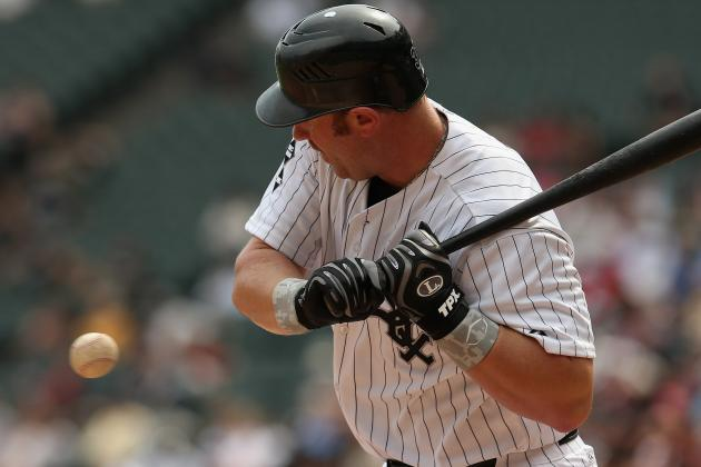 Adam Dunn Returns After Missing Seven Games with Oblique Injury