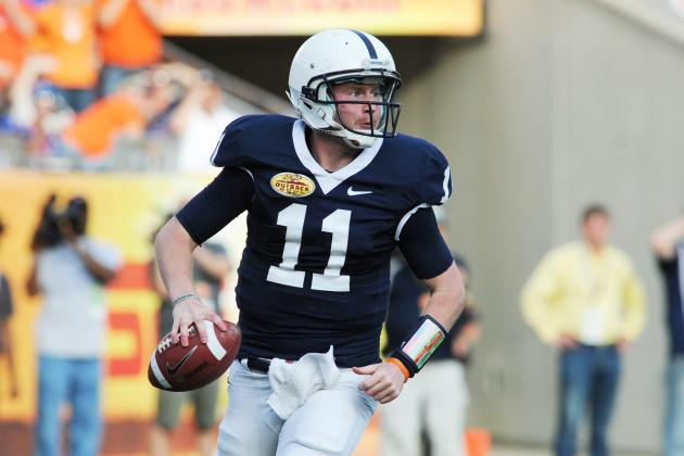 Penn State Football: Matt McGloin's Development Wasted by Poor Supporting Cast
