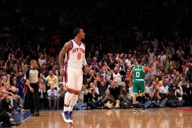 New York Knicks: Why J.R. Smith Could Be the Smartest Signing of the Offseason