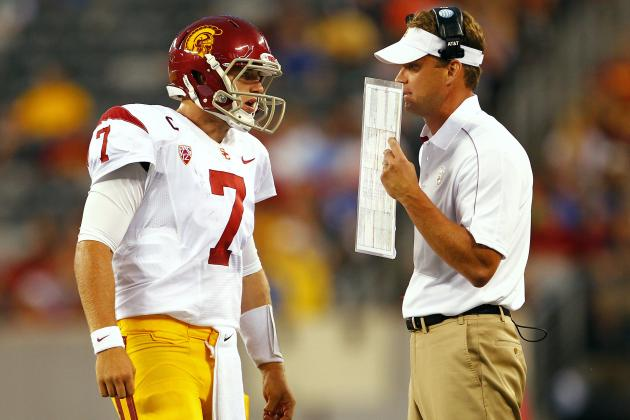 USC vs. Stanford: Trojans Set to Make Statement on the Road
