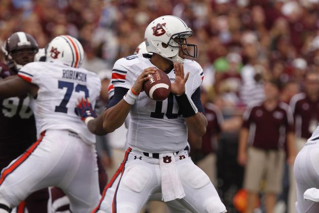 Auburn Football: Why the Tigers Must Stay with Kiehl Frazier