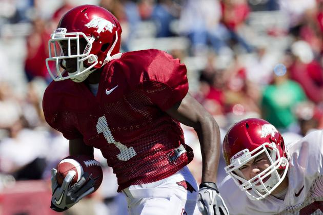 Alabama vs. Arkansas: What Razorbacks Must Do to Stay Competitive with Tide