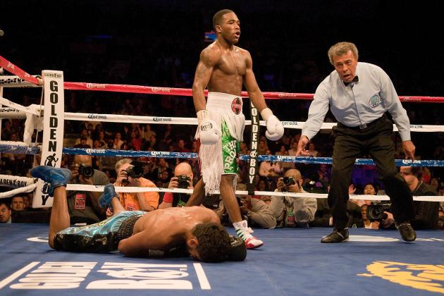 Adrien Broner: Next Fight Will Be Against Antonio DeMarco Nov. 17