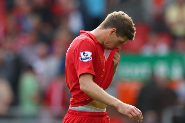 Sunderland vs. Liverpool: Winless Reds Must Worry After Latest Disappointment