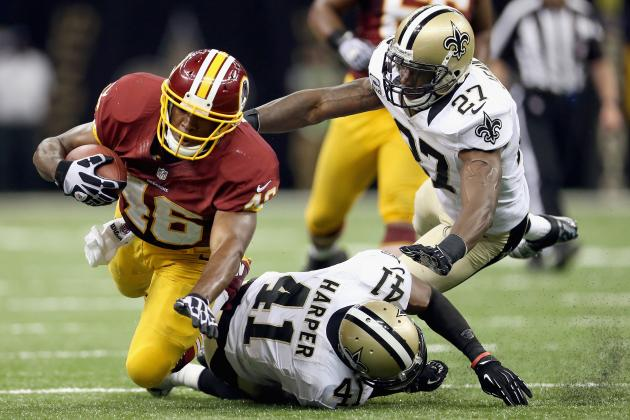 Alfred Morris: Redskins Rookie Runner Is Smart Fantasy Start vs. Rams