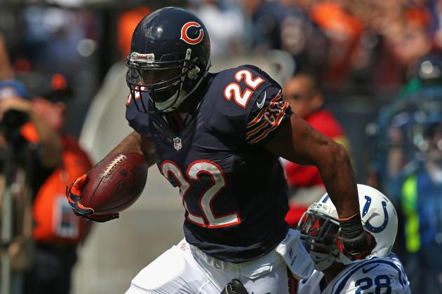 Why Matt Forte's Injury Dooms the Bears' Playoff Hopes