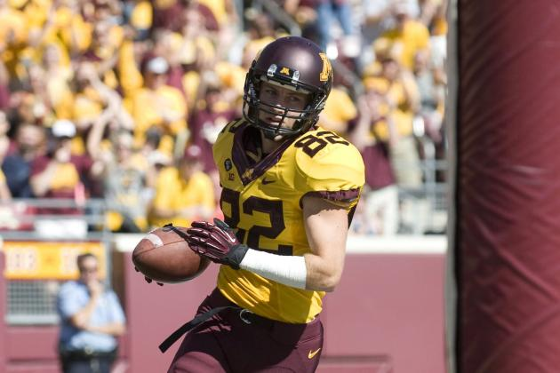 Minnesota Holds on to Win 28-23