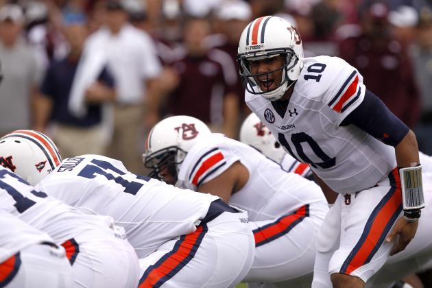 Auburn Narrowly Escapes Underdog Louisiana-Monroe 31-28