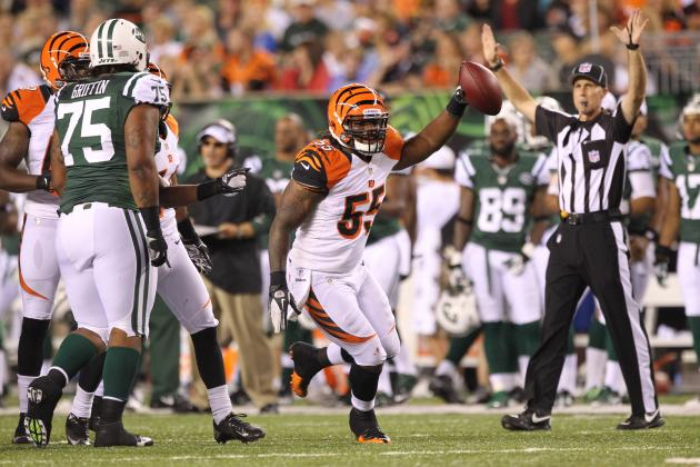 Cincinnati Bengals: Thomas Howard's Injury Gives Vontaze Burfict Chance to Shine