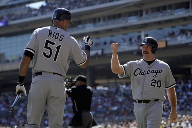 Chicago White Sox:  Lineup Must Continue to Produce When It Counts