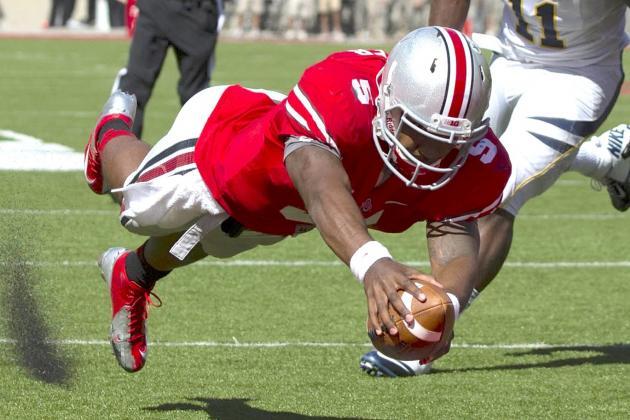 Cal vs. Ohio State: Urban Meyer's Game Plan Turns Braxton Miller Loose
