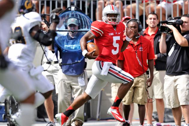 Cal vs. Ohio State: Did Braxton Miller Just Have His Heisman Game?