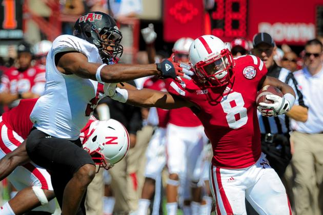 Arkansas State vs. Nebraska: No Rex Burkhead, No Problem for Huskers