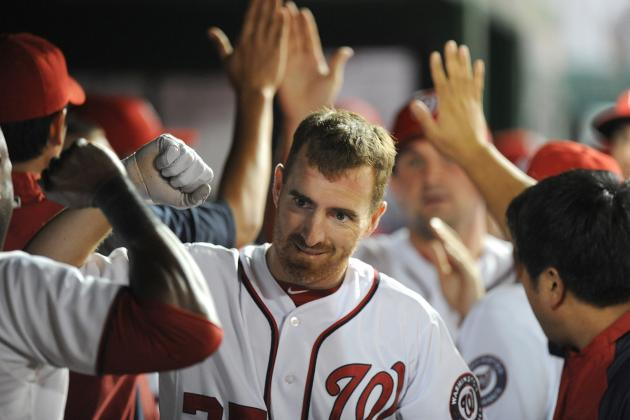 ESPN Gamecast: Nationals vs Braves