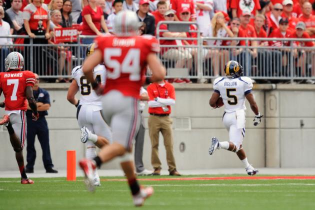Cal vs. Ohio State: Buckeyes Defense a Huge Concern After Ugly Week 3 Win