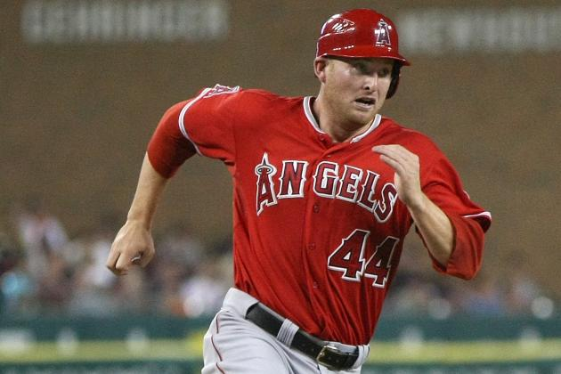 Angels Sit Mark Trumbo vs. Royals