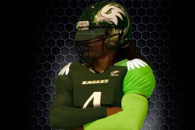 Florida's Atlantic High School Reveals Ridiculous Football Uniforms