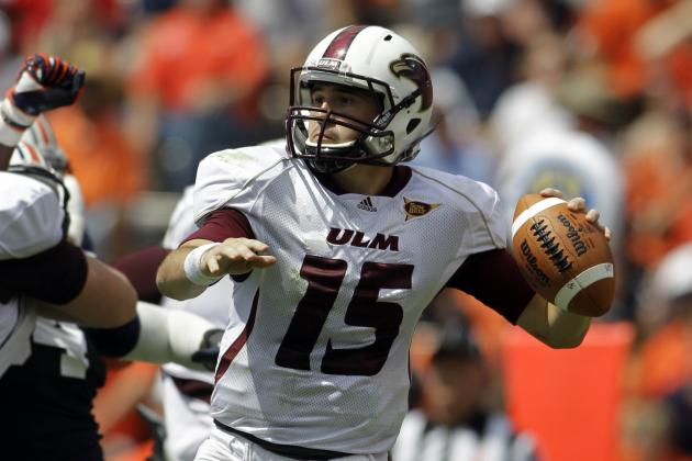 ULM vs. Auburn: Warhawks Emerge as One of College Football's Biggest Surprises