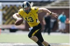 Berkstresser Will Get Start at QB for Mizzou