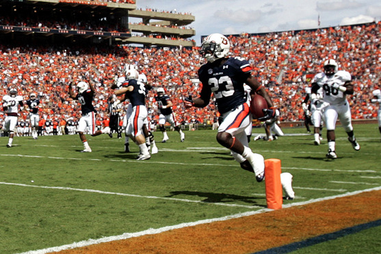 Auburn Football: How Long Will It Be Before the Tigers Get Their Next Win?