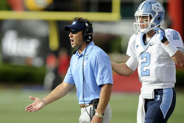 North Carolina Football: Tarheels Blow Upset with Questionable Play-Calling