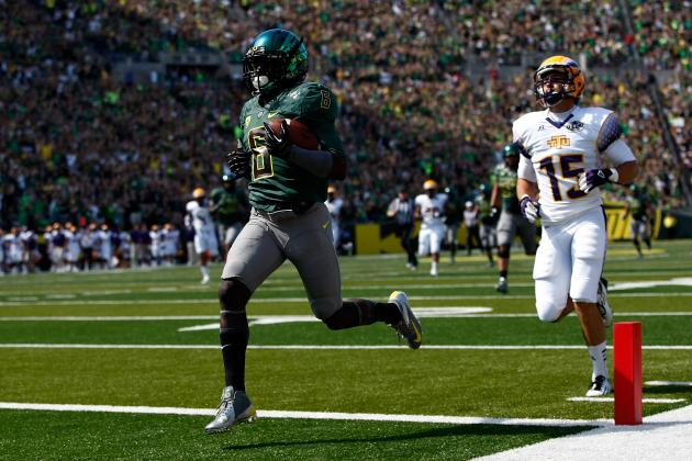 Oregon Football: The Blueprint for De'Anthony Thomas' Heisman Campaign