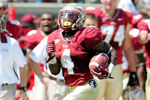 Florida State Football: Will Emerging Running Game Be 'Noles' Missing BCS Piece?