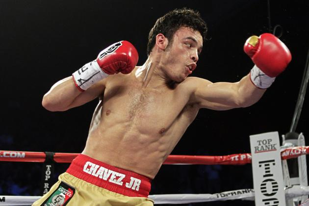 Martinez vs. Chavez Jr.: Live Round-by-Round Results and Review