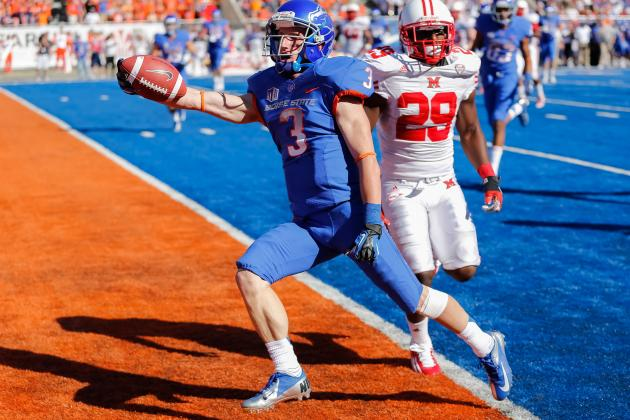 Boise State Football: Broncos Set for BYU Upset Following Saturday's Victory