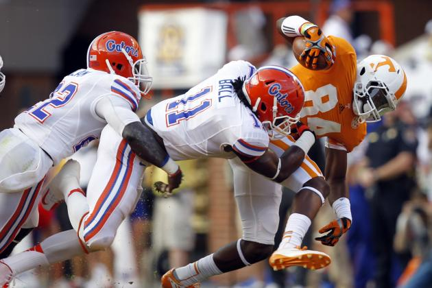 Florida vs. Tennessee: Gators Win Big, but Aren't SEC East Favorites Just Yet