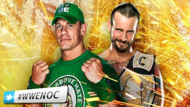 WWE Night of Champions 2012: Who Will Win Between CM Punk and John Cena?