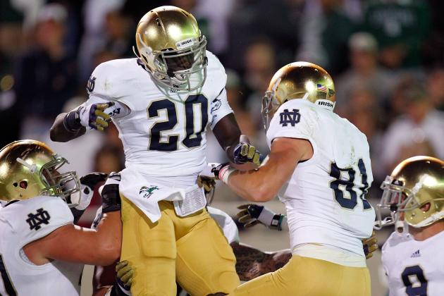 Notre Dame vs. Michigan State: Live Scores, Analysis and Results