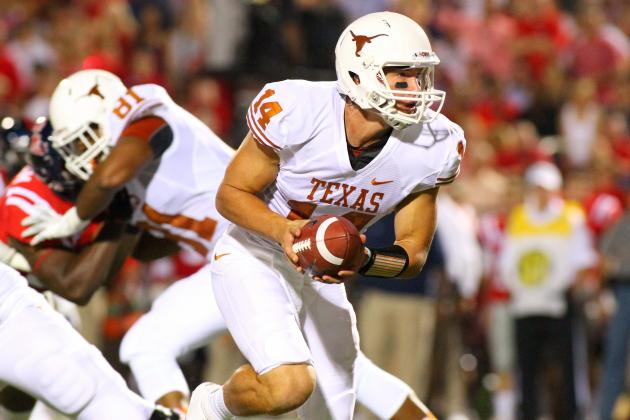 Texas vs. Ole Miss: Live Scores, Analysis and Results