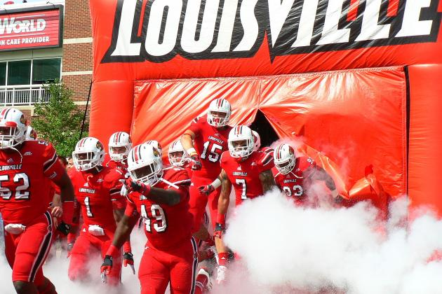 Louisville Football: Louisville Holds on to Win over North Carolina