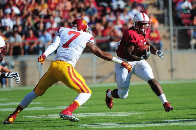 USC vs. Stanford: Cardinal Stun No. 2 Trojans With Shocking Upset