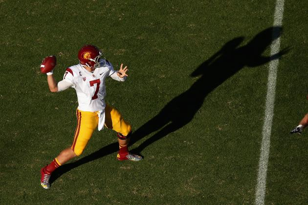 USC vs. Stanford: Matt Barkley Proves Heisman Race Is Far from Settled