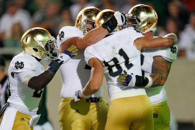 Notre Dame Football: Why the Irish Will Be 7-0 Heading into the Oklahoma Game
