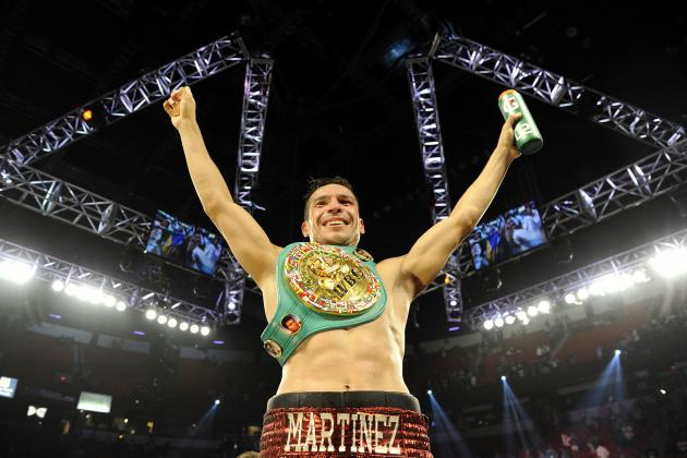 Martinez Defeats Chavez Jr.: Maravilla's Dominance Overshadows Near-Collapse