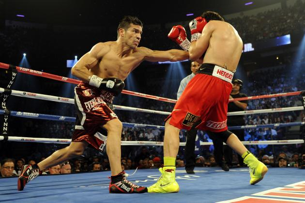 Sergio Martinez Escapes; Beats Chavez Jr. by Unanimous Decision