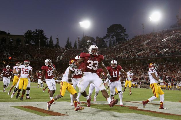 2012 College Football Rankings: USC to Fall in Week 3 AP and USA Today Polls