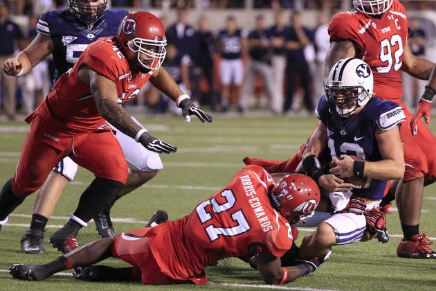 BYU vs. Utah: Utes Pull off Upset in Bizarre Finish