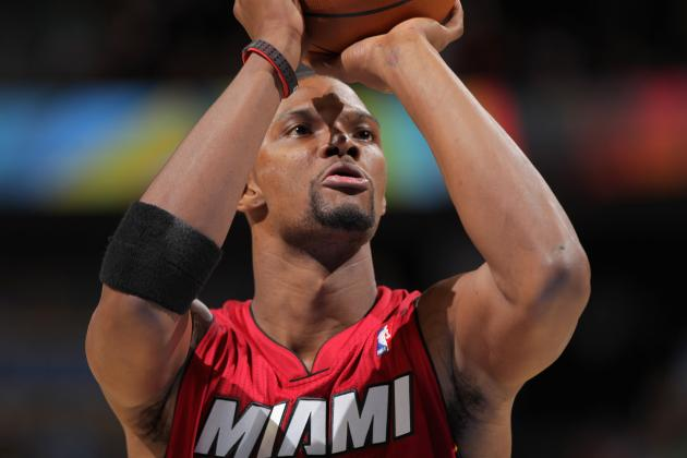 Chris Bosh Playing Center Is Essential for Miami Heat's Success