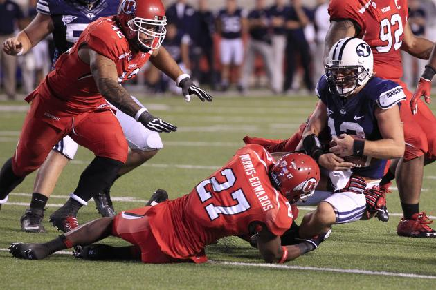 Brigham Young at Utah: The Debacle Continues as Cougars Drop a Close One