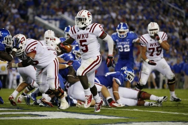 Western Kentucky Stuns in-State Rival Kentucky in OT