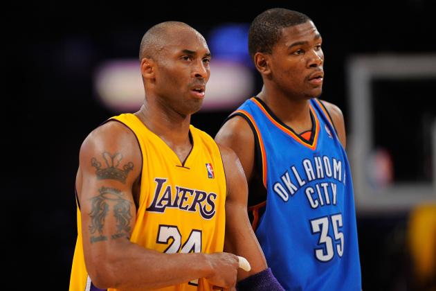 Kobe Bryant: Is He Still Better Than Kevin Durant?