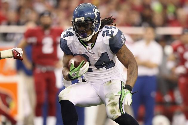 Marshawn Lynch: Powerful Seahawks RB Is a Must-Start vs. Cowboys