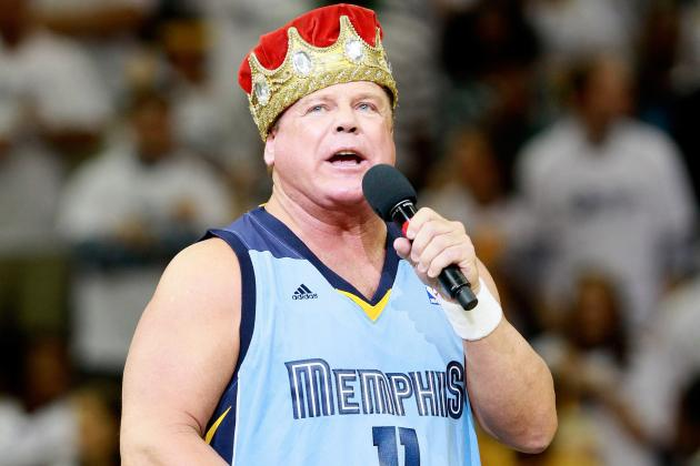 Jerry Lawler: Who Should Fill in for 'The King' at WWE Night of Champions?