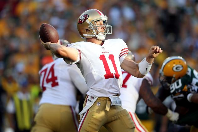 Alex Smith and San Francisco 49ers Must Figure out How to Finish Games