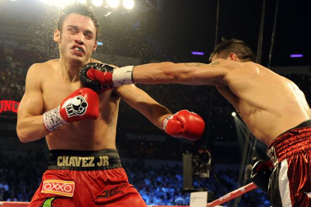 Julio Cesar Chavez Jr.: Devastating Loss vs. Sergio Martinez Will Help JC