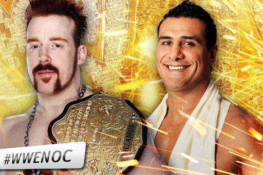 WWE Night of Champions 2012: Why the Sheamus-Del Rio Feud Must End Sunday Night